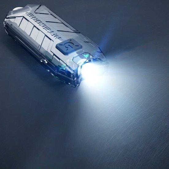 Nitecore T LED Licht für den Schlüsselbund für 5,87€ von Banggood