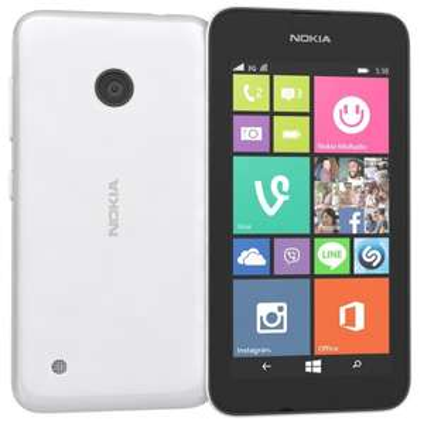 [Ebay] Lumia 530 Dual-SIM weiß (neuwertige B-Ware) für 55€