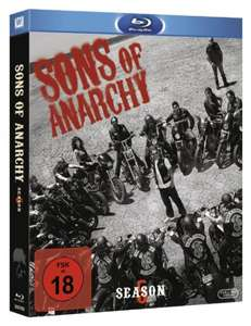 Sons of Anarchy - Season 5 [Blu-ray] @ müller sonntagsknüller