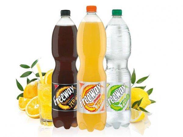 [LIDL] Freeway Zero/Orange/Lemon je 1,5L Flasche 0,33 - ab Monatg, 16.03.15