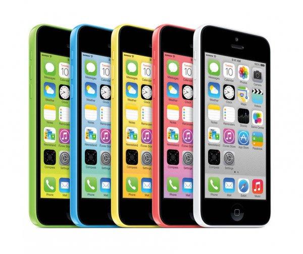 [eBay] Apple iPhone 5C 8GB LTE verschiedene Farben für 299€
