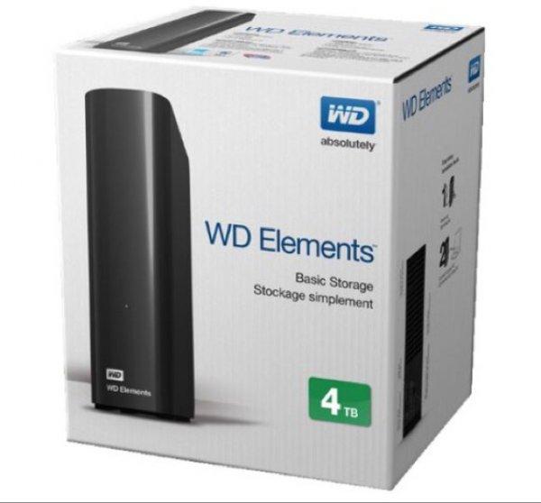 [SATURN] WD Elements Desktop 4 TB