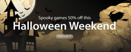 Halloween Weekend Sale @ GOG 50% OFF