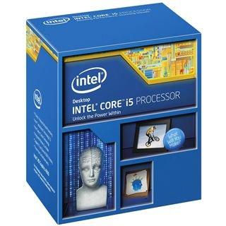 [Mindfactory] Core i5 4430 Box (4x3.0 GHZ, Sockel 1150) für 134,91 Euro im Mindstar
