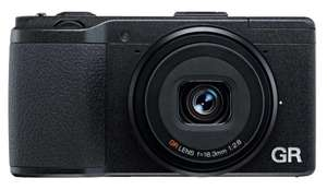 Ricoh GR - Intuitives UI + APS-C Sensor + 28mm im Hosentaschenformat @amazon.fr