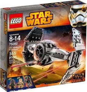 Lego Star Wars - TIE Advanced Prototype (75082) - 37,22€ - Spielmaxx (34,38€ bei Filialabholung)