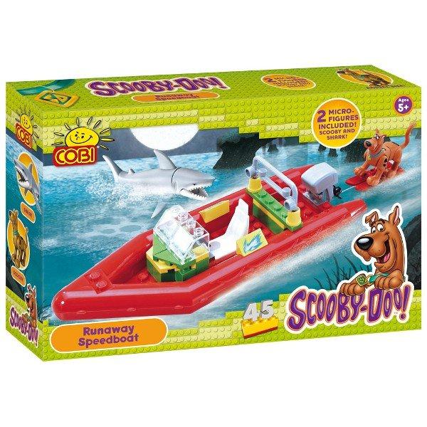 Cobi Scooby Doo mini Schnellboot (kompatibel zu Lego) mit Versand @ jacob-computer.de