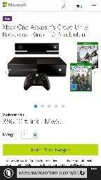 [Studierende] XBOX One + Kinect + AC Unity + Black Flag 386,10€