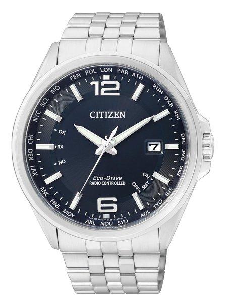 [Amazon] Citizen Herren-Armbanduhr XL Funkuhren Analog Quarz Edelstahl für 289€