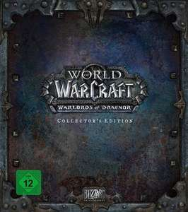 WOW:Warlords of Draenor (Collector's Edition) für 34,99 Euro