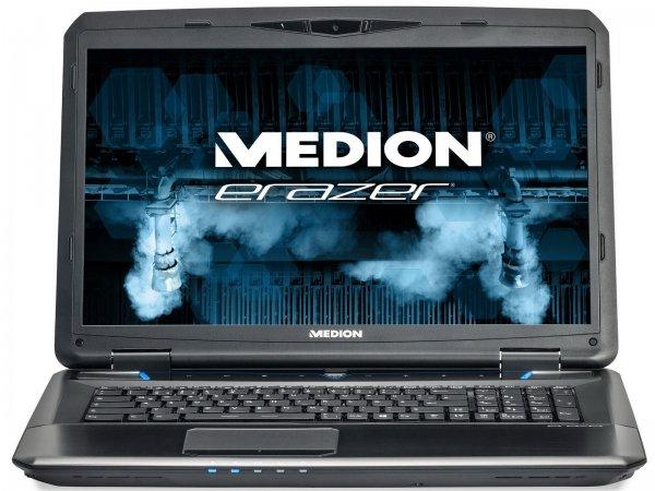 Medion Erazer X7835 - 1.549€ (i7-4710MQ, 16GB RAM, 512GB SSD, 1TB HDD, GTX 980M, Blu-ray, Win 8.1) - 1.649€ @ ebay/cg-tronic