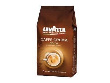 [Lidl] Lavazza Caffeè Crema ganze Bohnen 1kg für 9,99 EUR