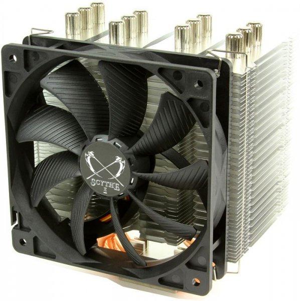 Scythe Mugen 4 CPU-Kühler (120mm Lüfter, 6 Heatpipes) - 33,03€ @ Voelkner.de [Qipu-User 28,03€]