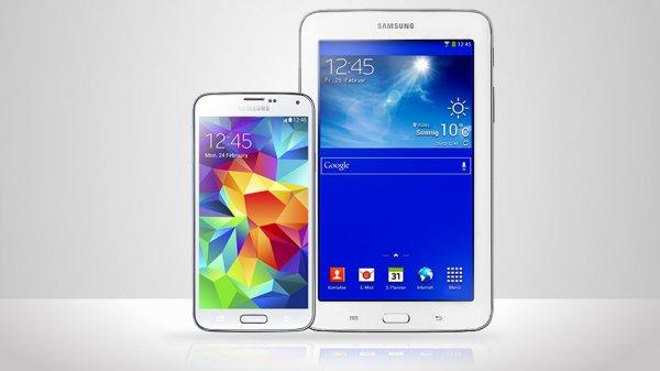 Mediamarkt Galaxy S 5 & Galaxy Tab 3 7.0 Lite