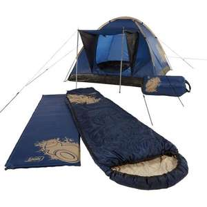[LOUIS] CAMPING-SET SPECIAL EDITION 4-TEILIG