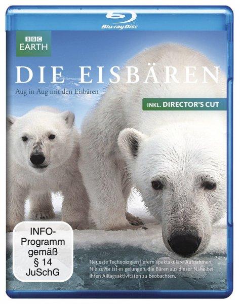 [Amazon Prime] Die Eisbären - Aug in Aug mit den Eisbären (inkl. Directorx27s Cut) [Blu-ray] für 3,97€