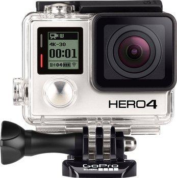 GoPro Actionkamera Hero4 Black Motorsport für 412,33€ @Amazon.es