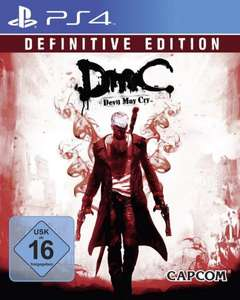 DMC Devil May Cry Definitive Edition PS4/Xbox One 28,90€ + 4% qipu