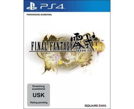 Final Fantasy Type-0 HD (PS4) für 43,90 EUR inkl. Versand