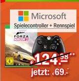 [Redcoon Supersale] XBOX One Wireless Controller+Forza Horizon 2 Spiel für zusammen nur 69,-€