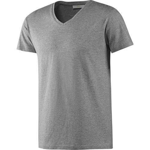 [adidas] Neo T-Shirt mit V-Ausschnitt für 5,21 Euro, VSK-frei