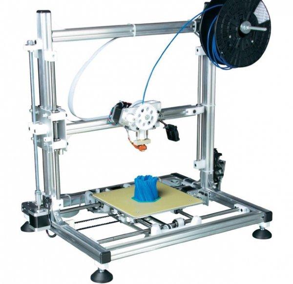 3D Drucker Bausatz Velleman K8200