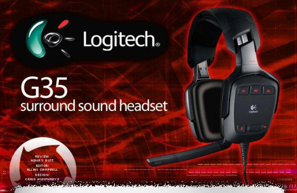 [Amazon Blitzdeal] Logitech G35 PC-Gaming Kopfhörer schnurgebunden für PC und PS4