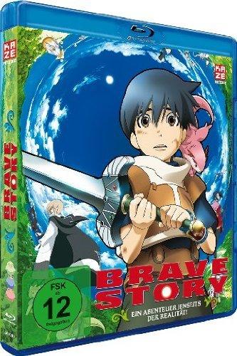Brave Story - Ein Abenteuer jenseits der Realität - ANIME [Blu-ray] 12,97€ (zzgl. Versand ohne Prime )