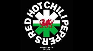 Red Hot Chili Peppers - Live Aufrtitt in Cardiff (MP3) Download
