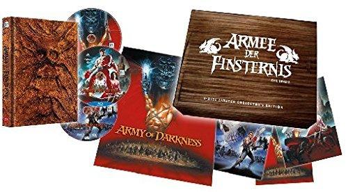 [Amazon] Armee der Finsternis - Blu-Ray [Limited Collector's Edition] limitiert auf 1500 Stück für 60,89 EUR