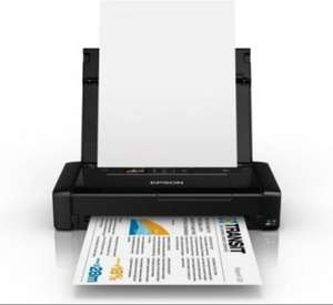 [Amazon] Blitzangebot | MobilePrinter | Epson WorkForce WF-100W | Tintenstrahldrucker | versandkostenfrei