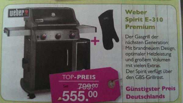 Weber Spirit E-310 Premium