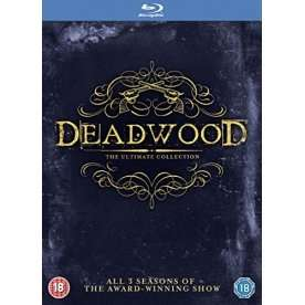 [Blu-ray] Deadwood 1-3 The Ultimate Collection (mit dt. Ton)