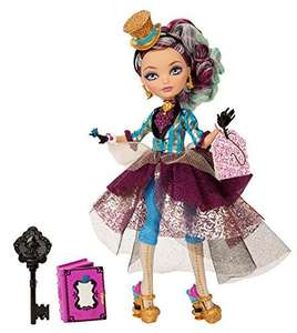 Mattel Ever After High Legacy Day Madeline Hatter Puppe bei Amazon