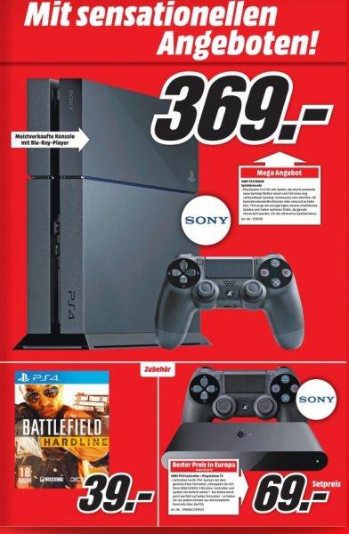 Sony Playstation TV + Controller (Media Markt Salzburg)