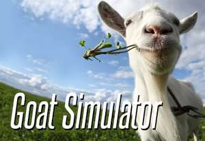 MÄÄH! - Goat Simulator für 3,49€ @ Humble Store [Steam]