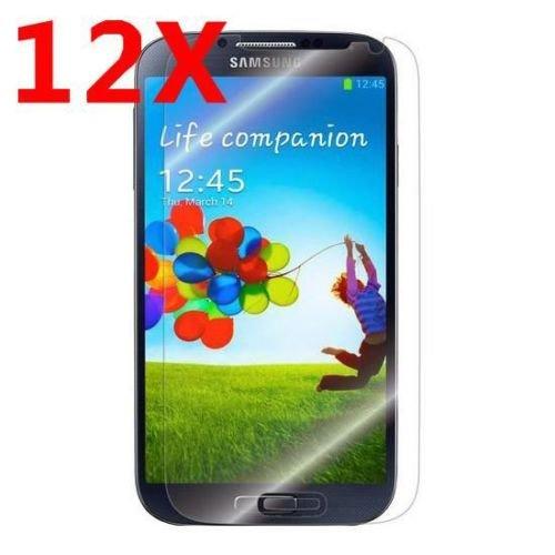 12 Displayschutzfolien Samsung Galaxy S4 i9505 nur 1€