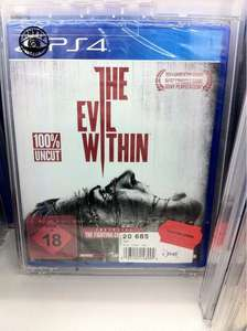 "[Lokal] Medimax Berlin – ""The Evil Within"" (PS4)"