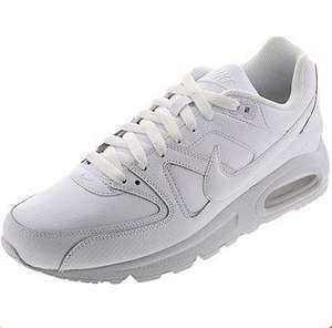[SP24] Nike Air Max Command (all white leather) für € 84