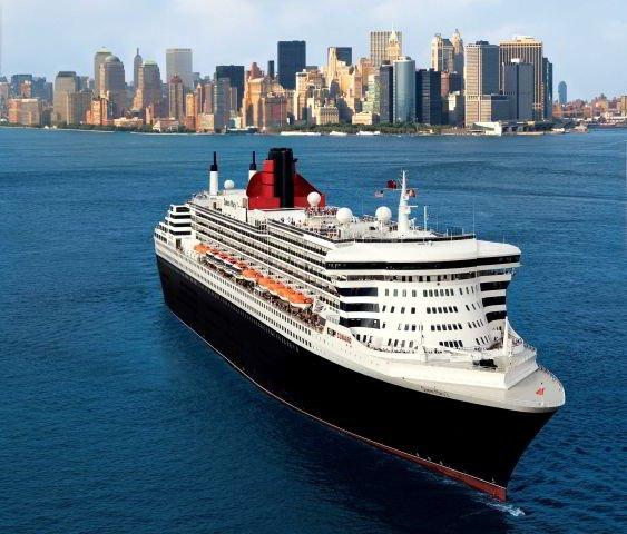 Cunard Queen Mary 2 Transatlantik New York - Hamburg 3.-12. Juni inkl. Flug + 1 Hotelübernachtung in NY und Vollpension ab 799€ p.P. + teilweise 50$ Bordguthaben