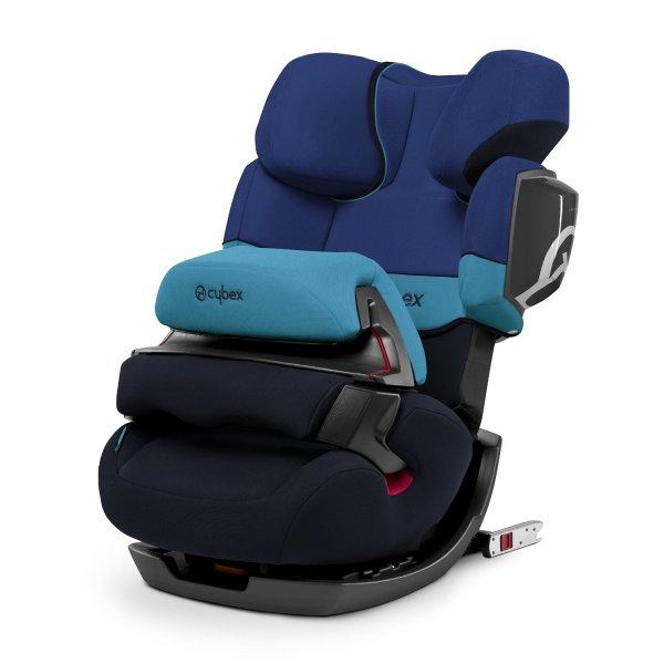 [Amazon] CYBEX SILVER Pallas 2-fix Autositz Gruppe 1/2/3 (9-36 kg), Kollektion 2015 Farbe: Blue Moon
