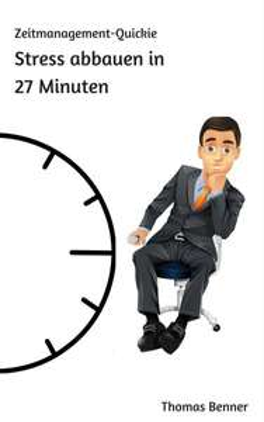 "Kindle-Buch ""Zeitmanagement-Quickie"" gratis"