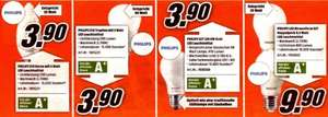 [Lokal] Media Markt BAD/OG: Philips- LED -Lampen ab 3,90 €