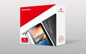 Lenovo A7-40 Special Bundle inkl. Samsonite Sleeve, JBL Headset 79€ Amazon Blitz