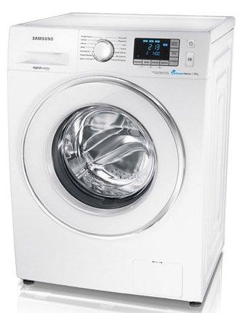 Samsung WF70F5E5P4W Waschmaschine für 389€ @ D-Living - A+++, 7kg, 1.400 u/min (Idealo 519€)