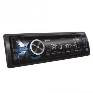 Sony MEX-N4000BT Autoradio mit NFC und Bluetooth für 79€ @Redcoon.de