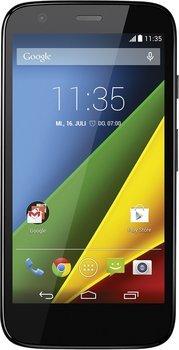 [Cyberport] Motorola G LTE 2014 (1. Generation) inkl Motorola Flip Shell bei Abholung im Store (sonst 2,99 Versand) (Idealo 172,93)