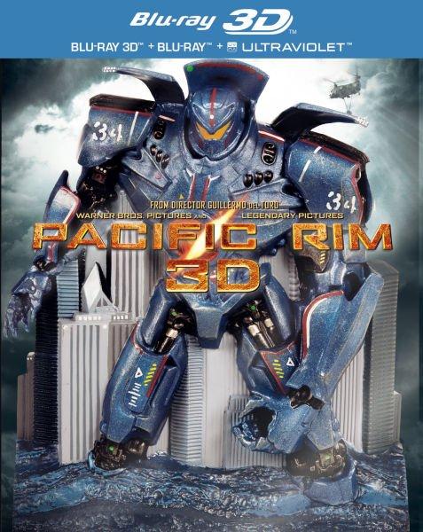 Pacific Rim 3D - Limited Robot Pack (Blu-ray 3D + Blu-ray + UV Copy) für 21,79 € @Zavvi.de