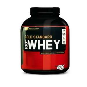 OPTIMUM NUTRITION Gold Standard Whey (2273g) + OPTIMUM NUTRITION Micronized Creatine Powder (317g)