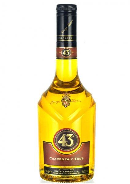 [Trinkgut] Likör 43 11,99 Euro 0,7l